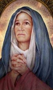 quien fue santa monica