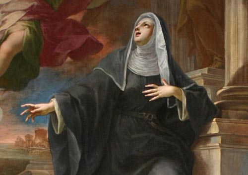 vida de santa monica