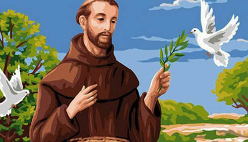 virtudes de san francisco de asis