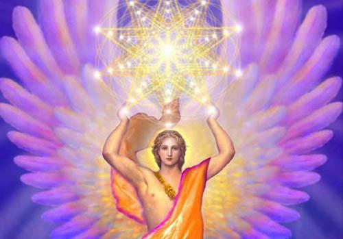 arcangel uriel simbolo