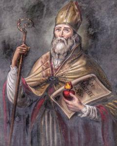 historia de san agustin