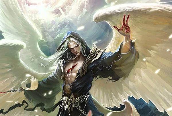 lucifer angel