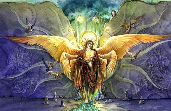 oracion al arcangel uriel