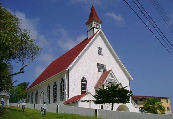 historia de la iglesia evangelica