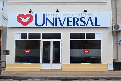 iglesia universal de cristo