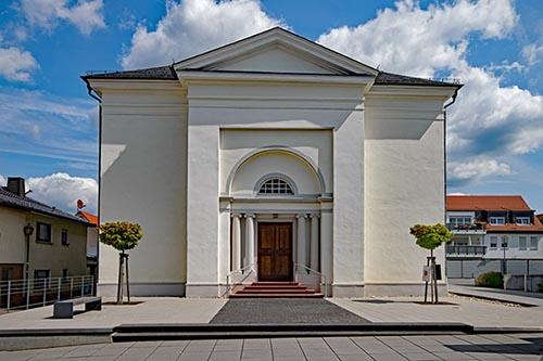 informacion sobre la iglesia evangelica
