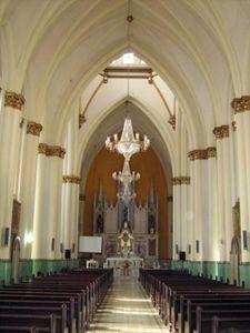 iglesia catolica sagrado corazon de jesus