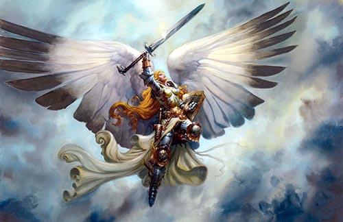 quien es el angel haziel